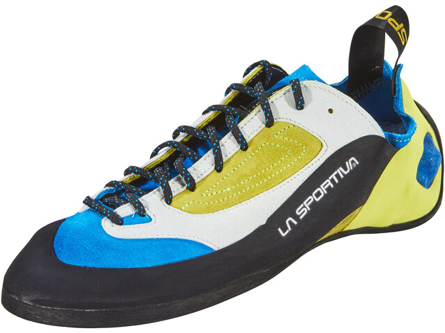 La Sportiva Finale Klatresko Herrer, gul/blå